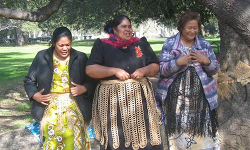 Tongan lesbian